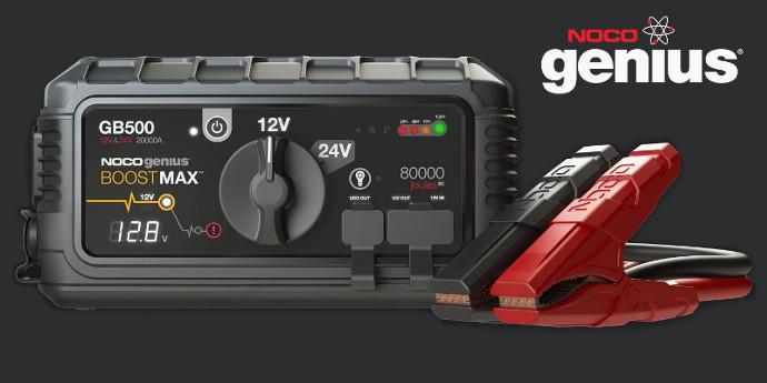 NOCO GB500 jump starter