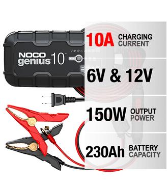 NOCO Genius10 Charger