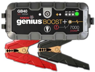 NOCO GB40 jump starter