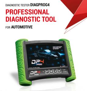 DiagProg4 diagnostic tester is an innovative diagnostic