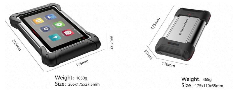 TabScan S8 Pro Diagnostic Scanner